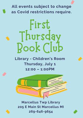 First Thursday Book Club