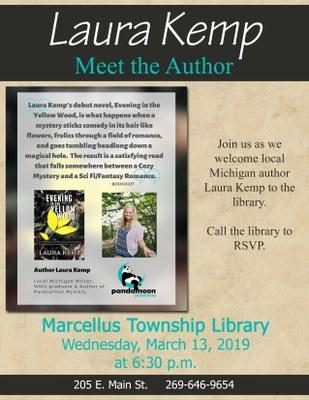 Meet the Author: Laura Kemp