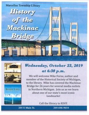 History of the Mackinac Bridge