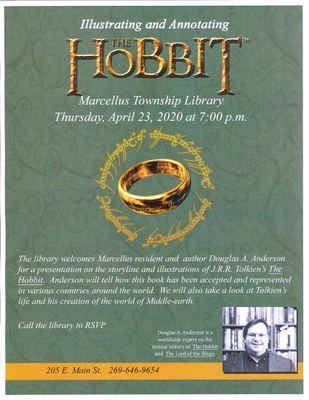 Illustrating and Annotating The Hobbit