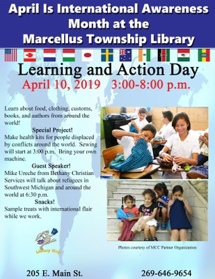 International Awareness Learning & Action Day