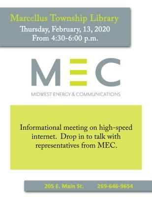 MEC Internet Info Session