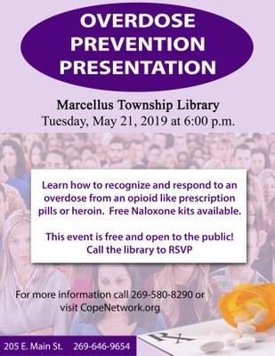Overdose Prevention Presentation