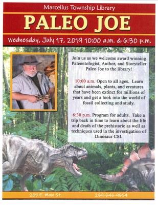 Paleo Joe