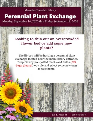 Perennial Plant Exchange