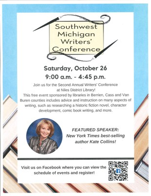 Southwest Michigan Writers' Conference 2019