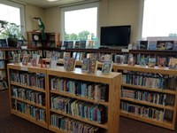 New Juvenile Nonfiction Section