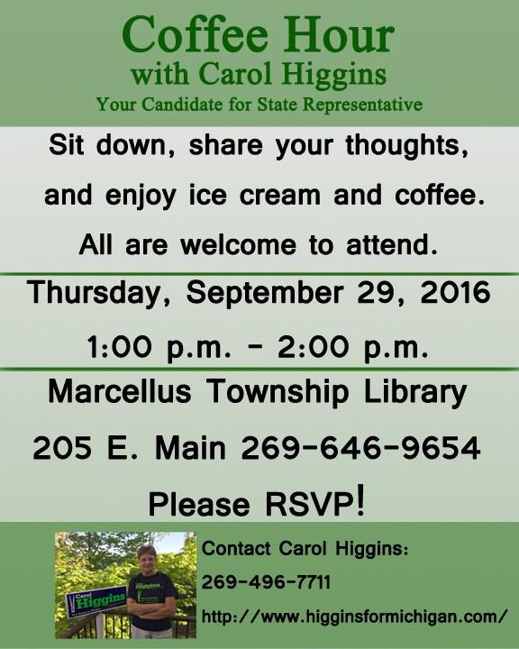 Carol Higgins Coffee Hour.jpg