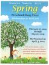 Spring Story Hour Flyer.JPG
