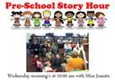 Pre-school Story Hour
